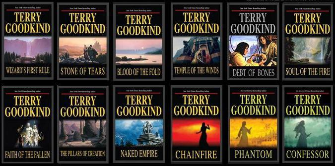 sword of truth terry goodkind