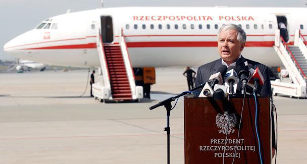 Poland's first president