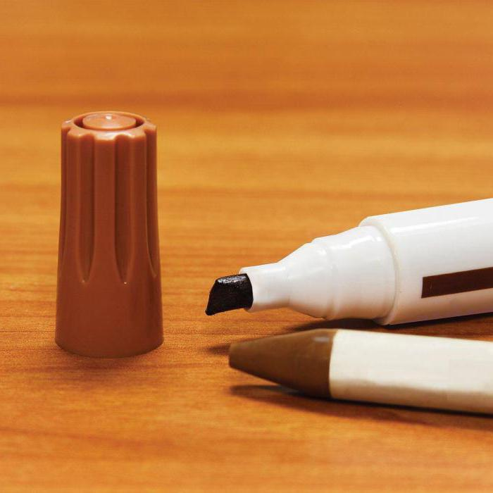 wax pencil for scratches