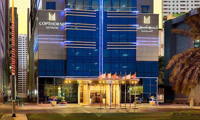 copthorne hotel sharjah 4 sharjah reviews