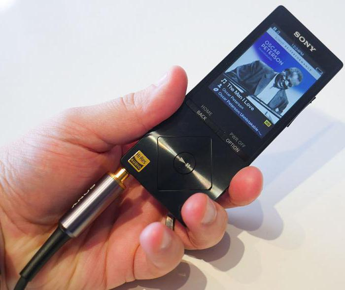 плеер sony walkman nwz a15