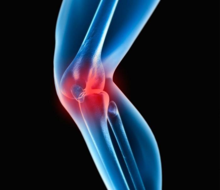 klonopin knee pain