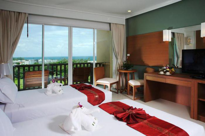 princess seaview resort spa 4 пхукет karon
