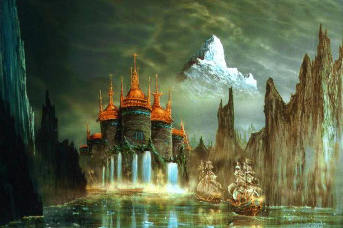 Мифология Тор
