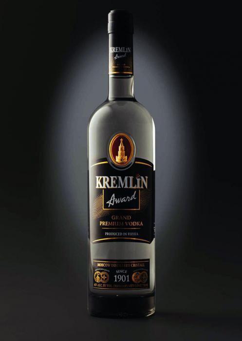 vodka kremlin