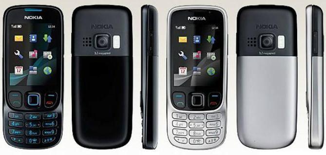 nokia 6303 classic phones