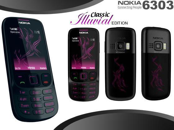 original nokia 6303