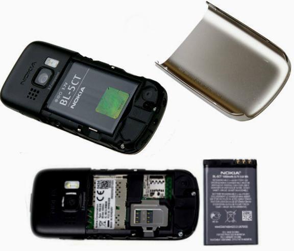 nokia 6303 mobile phone