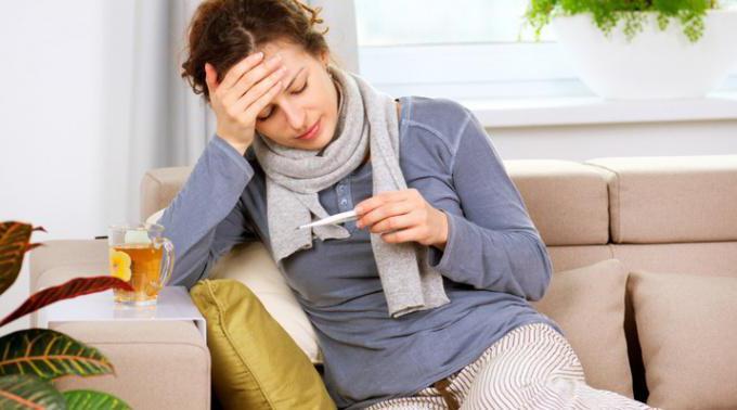 Повышенная температура после родов – причины возникновения. Что делать если после родов повышается температура? - Автор Екатерина Данилова