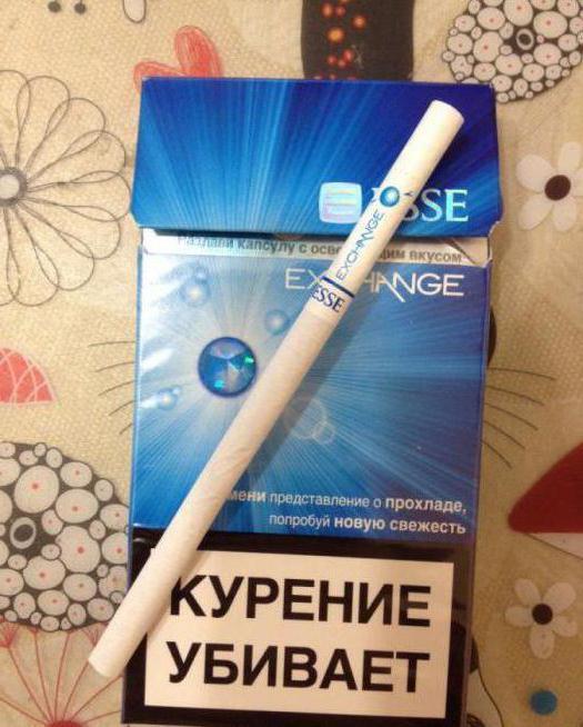 ESSE cigarettes