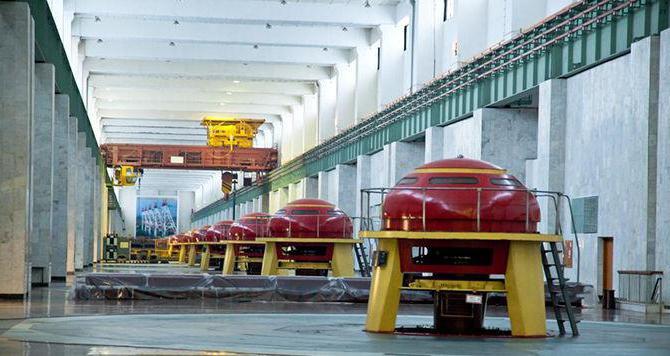 jsc cheboksary hydroelectric power plant