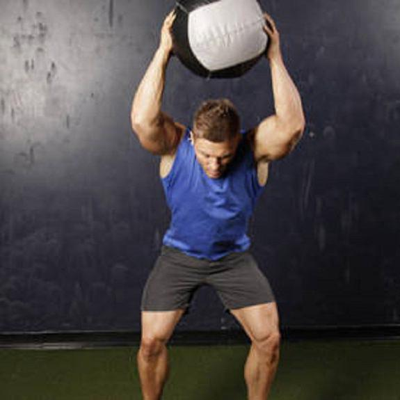 MMA Strength Training