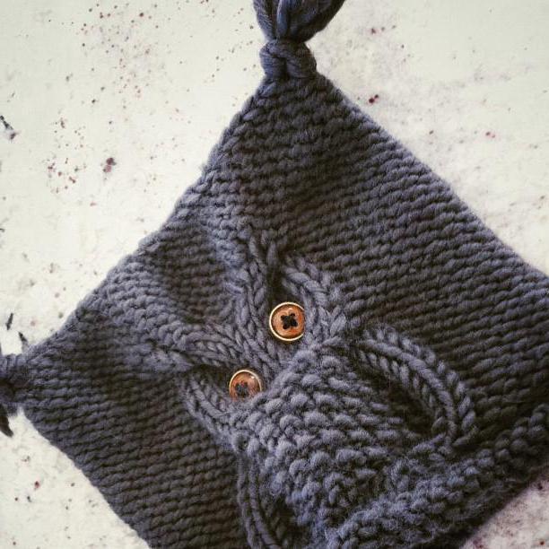 Рапорт вязания шапок