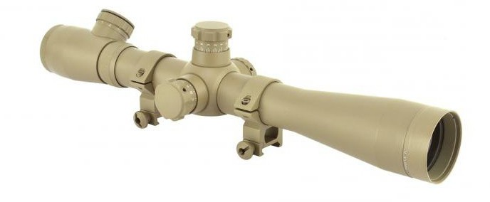 rifle scope for carbine