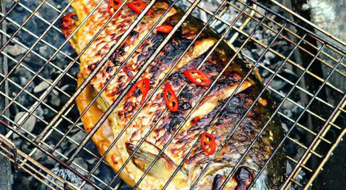 рыба сазан рецепты приготовления