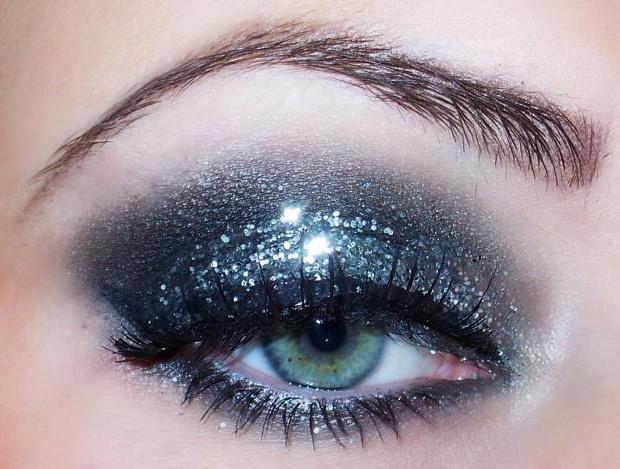beautiful makeup for the new year