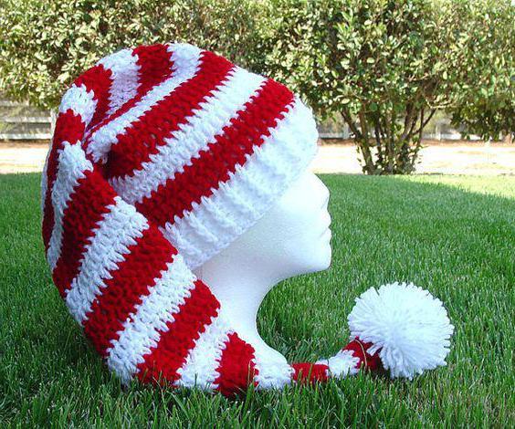 как убавлять петли на шапке спицами