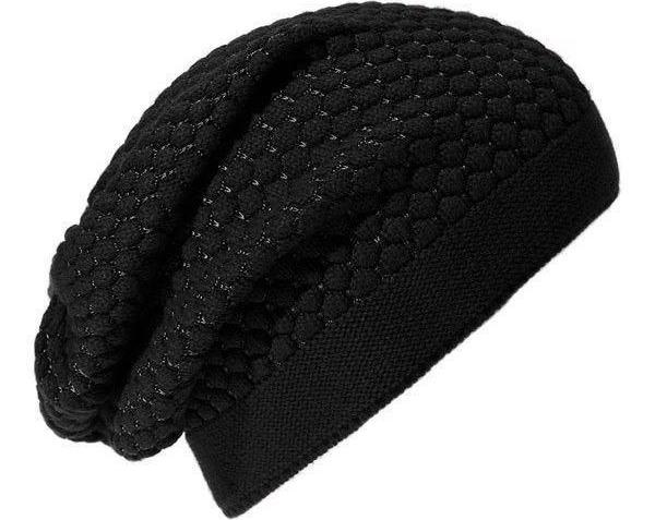 как убавлять петли при вязании шапки спицами