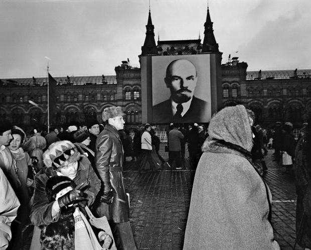 What was the November 7th holiday in the USSR