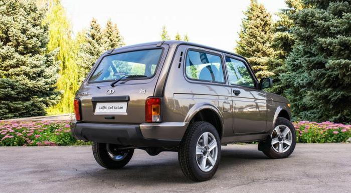 SUV Niva Urban owner reviews