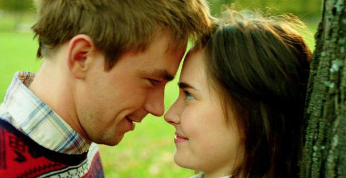 """The habit of parting"": actors"