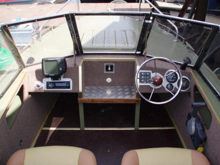тюнинг для лодки своими руками