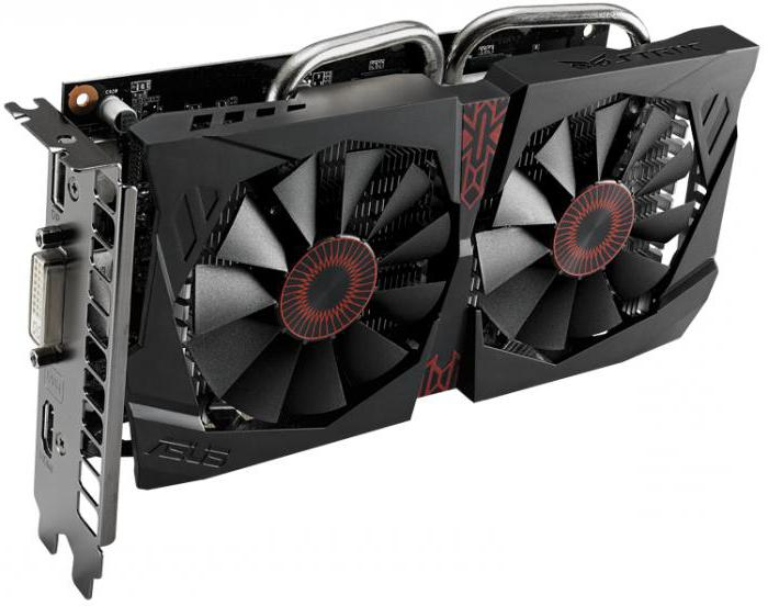 видеокарта geforce gtx 750 ti