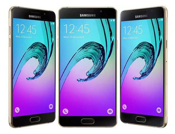Samsung A7 phone reviews