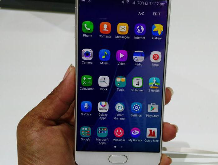 samsung galaxy a7 reviews