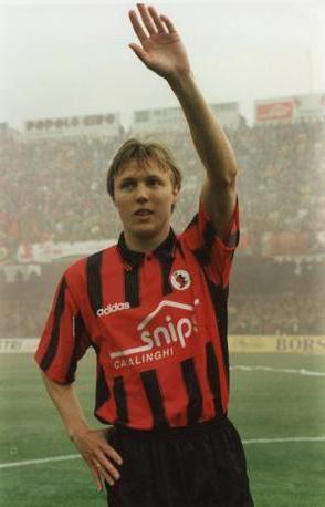 Igor Kolyvanov football player