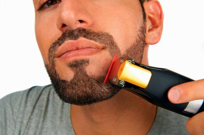 electric beard shaver