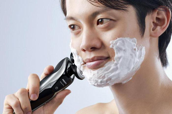 beard and mustache shaver