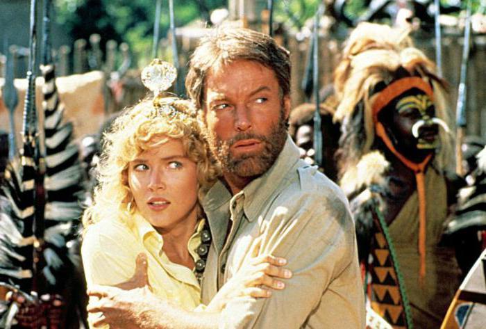 treasure adventure films