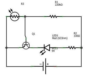 street light sensors to turn on the light