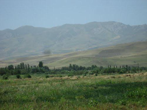 Tajikistan landmarks and description