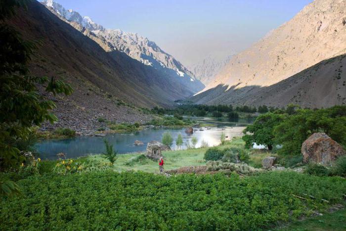 the most beautiful sights of tajikistan