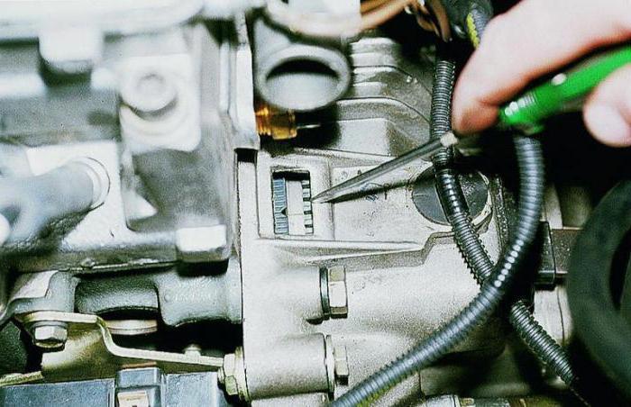 Метки зажигания. Как правильно выставить зажигание на автомобиле :: SYL.ru
