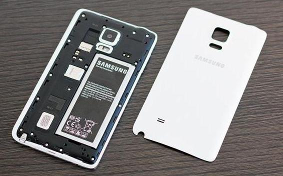 телефон samsung galaxy note edge