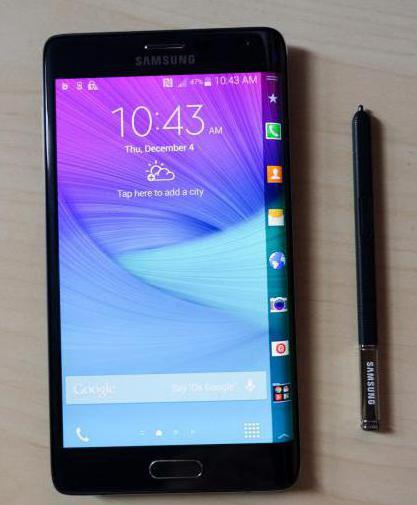 samsung galaxy note edge цена
