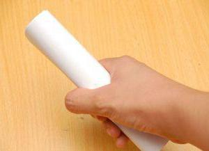 how to make paper nunchuck ninja
