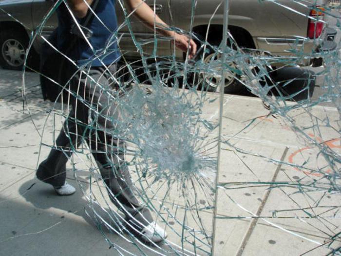practical sense of the theory of broken windows