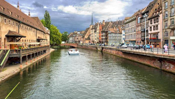 long river of france