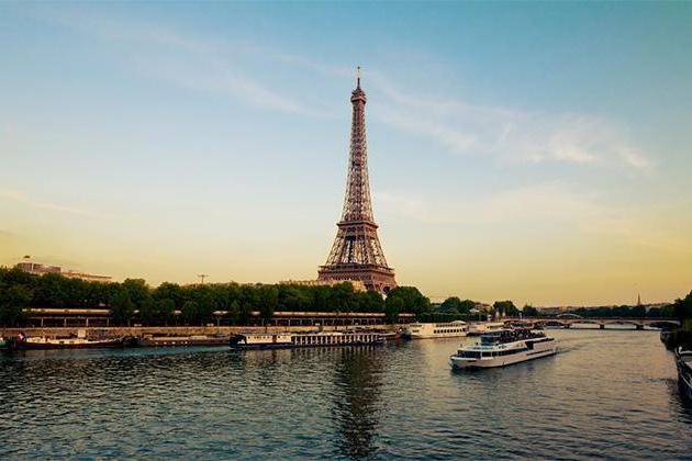 the longest river of France