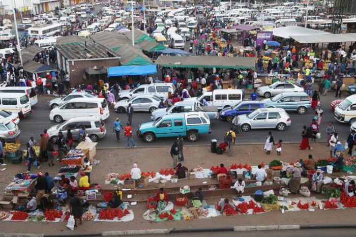 Harare population