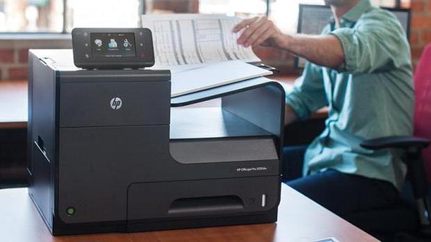 чем лазерный принтер отличается от струйного