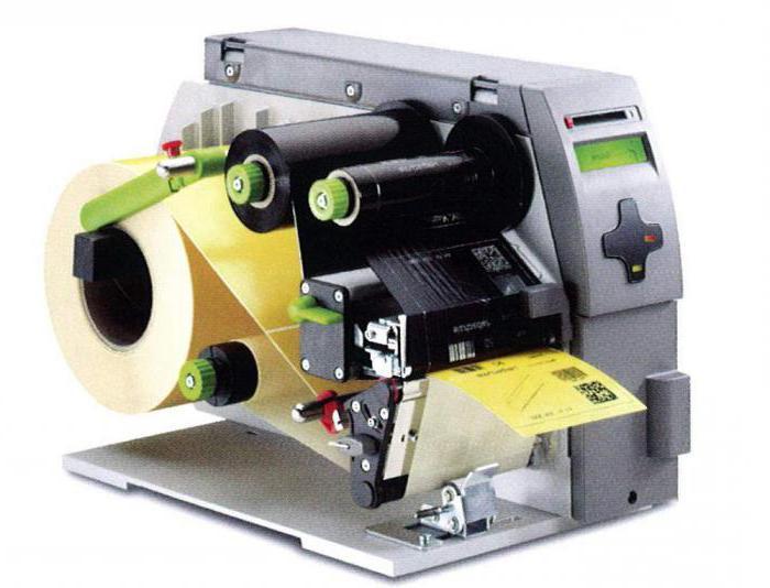color thermal transfer printer