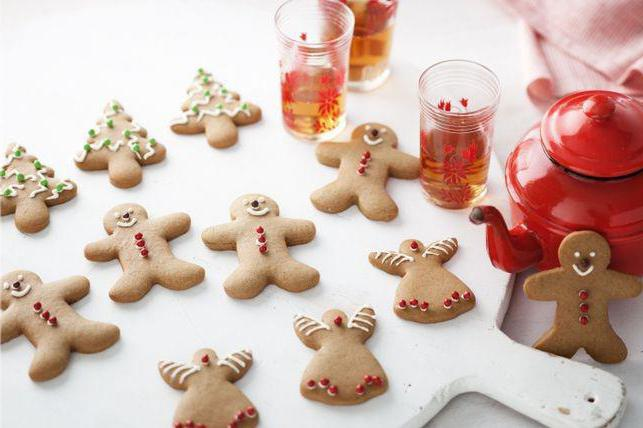 Пряник новогодний: рецепты приготовления, идеи оформления