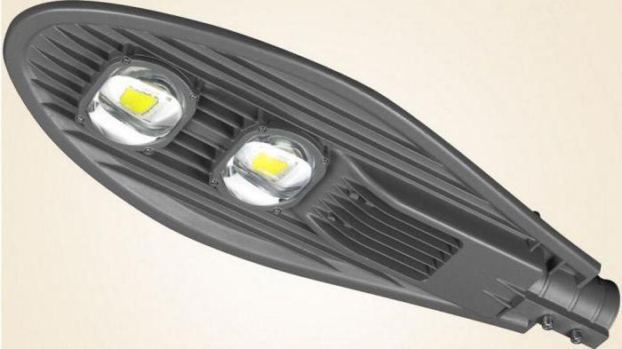 LED street lamp 100 watt
