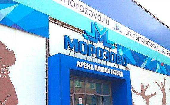 Ice complex Morotov