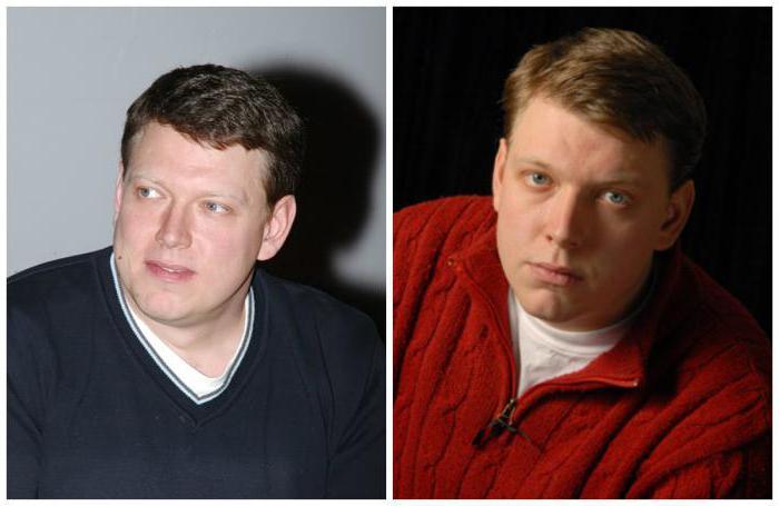 Сергей Лавыгин актер